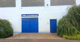 Elektromotory Úhřetice
